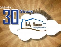 30-year Holy-Name-logo2