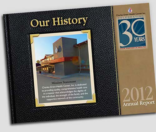 Charles Drew Health Center Annual Report 2012