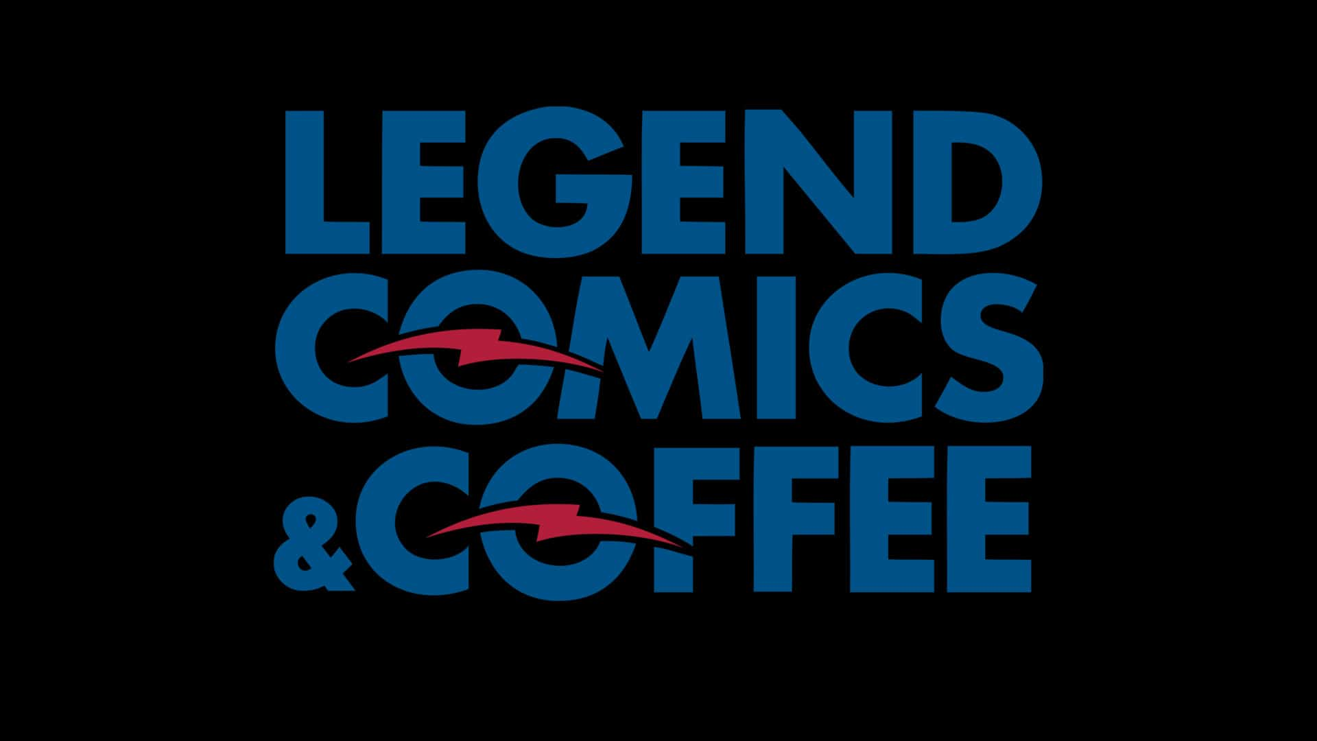 Legend Comics and Coffee Website