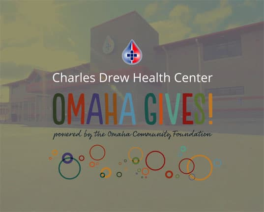 Omaha Gives video for Charles Drew