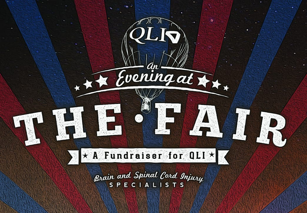 QLI's An Evening at The Fair Invitation