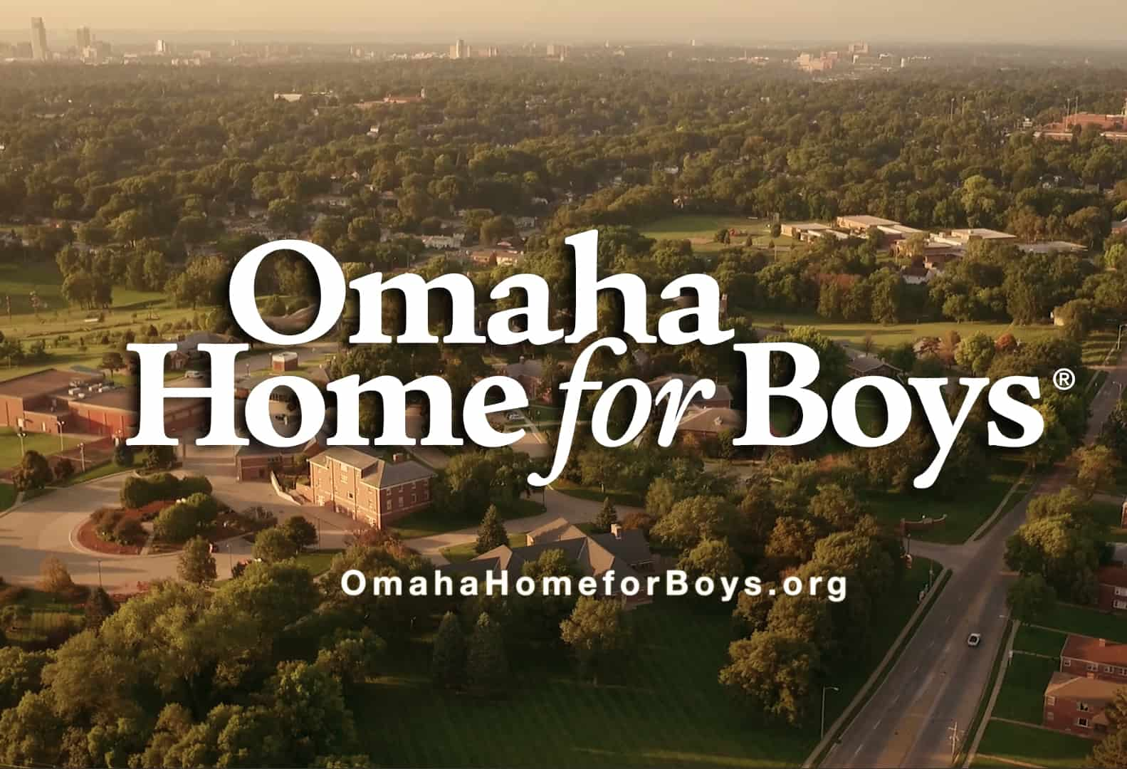Omaha Home for Boys Presentation Video